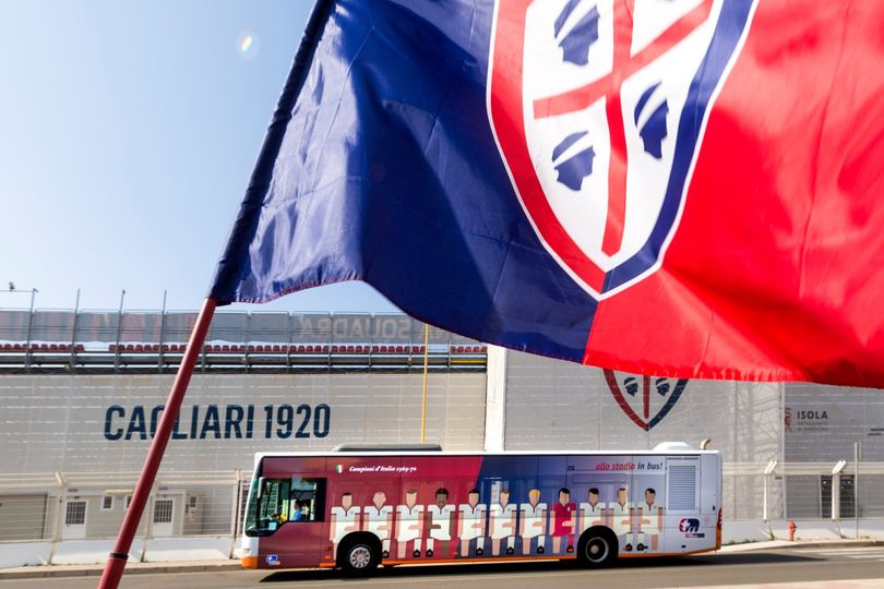 tutti allo stadio in autobus